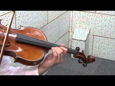 ABRSM Viola Exam Piece 2016-2019 - Grade 7 - B6 Tchaikovsky Passionate Confession for Viola