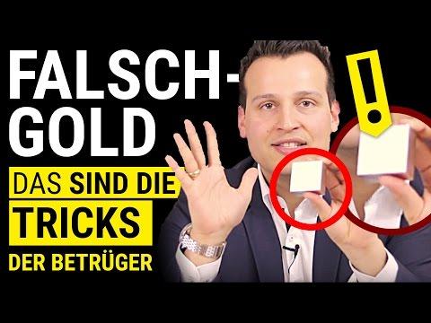 Großes Geschäft mit falschem Gold - Süddeutsche Zeitung Artikel kommentiert von Dominik Kettner