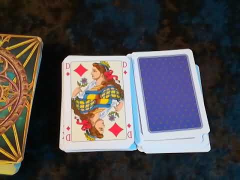 """Гадание """"Каро"""" на 52 картах с вариантами толкования карт/Ида Бранэр"""
