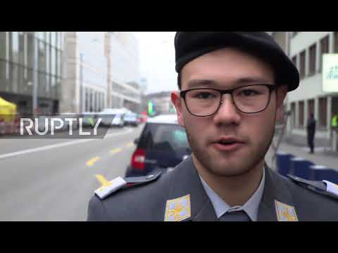 Switzerland: Shooting outside Zurich bank leaves two dead