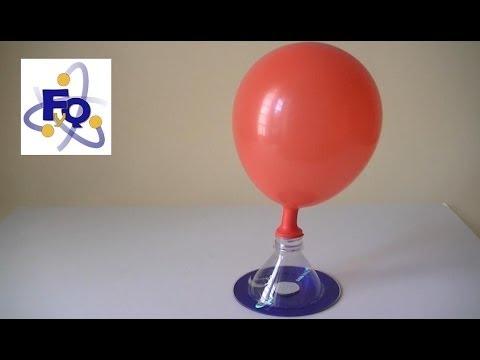 Aerodeslizador casero