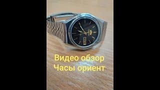 часы ориент механические с автоподзаводом,нержавеющий корпус,пр-во Япония,продажа ремонт часов