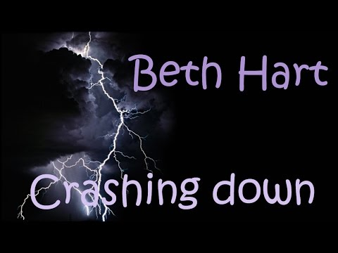 Beth Hart - Crashing down (with lyrics)