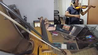 El Autlense Tutorial Violin Gopro Omar Mora Mariachi