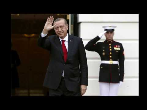 The USA to force President Erdogan to resign in 2019
