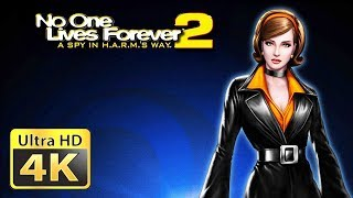 Old Games in 4k : No One Lives Forever 2