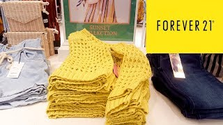 Forever 21 Spring Display | March 2019 I Shop with Me