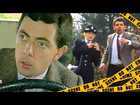 POLICE Bean | Mr Bean Full Episodes | Mr Bean Official