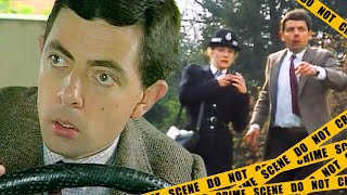 POLICE Bean | Mr Bean Full Episodes | Mr Bean Official