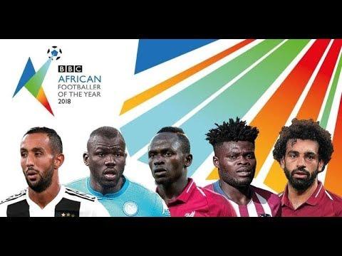 SPORTFMTV - BBC FOOTBALLEUR  AFRICAIN DE L'ANNEE