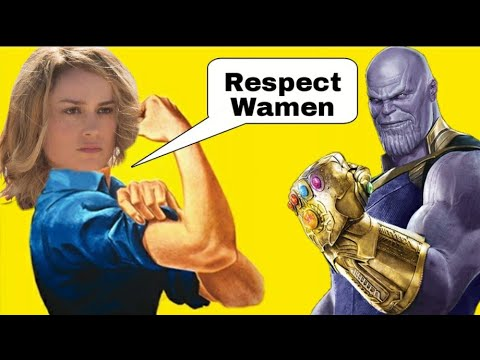 Captain Marvel - Brie Larson Tries To Dismiss Thanos Mp3
