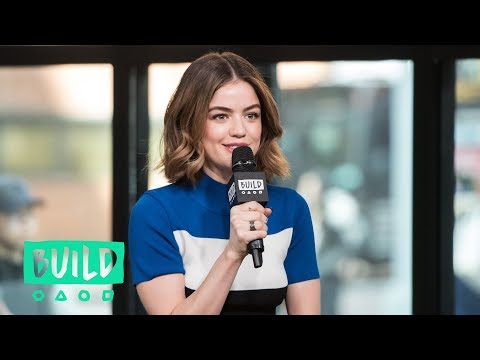 Lucy Hale Drops By To Talk About