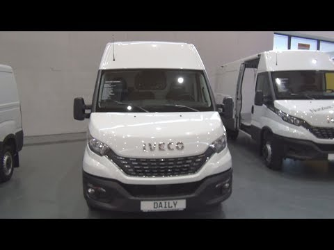 Iveco Daily 35S16HA8V Panel Van (2020) Exterior And Interior