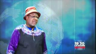 Papa Wemba Surprise, Invité du Journal de Feza Micka