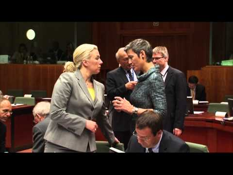An insider's view: the ECOFIN COUNCIL by Margrethe VESTAGER