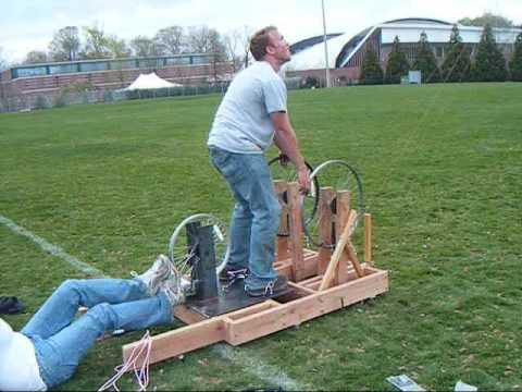 Alternative Wind Powered Generator