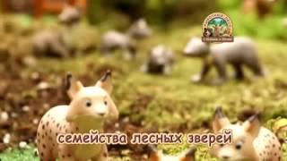 Коллекция Животные Леса 2016 (ДеАгостини)
