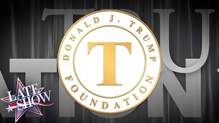 The Trump Foundation Needs Your Help