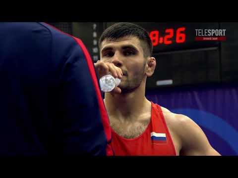 ЧР-2020. ВБ. Финал  86 кг.  Артур Найфонов - Даурен Куруглиев.