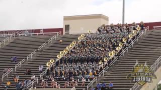 Southern University vs. Alabama A&M Zero Quarter 2014