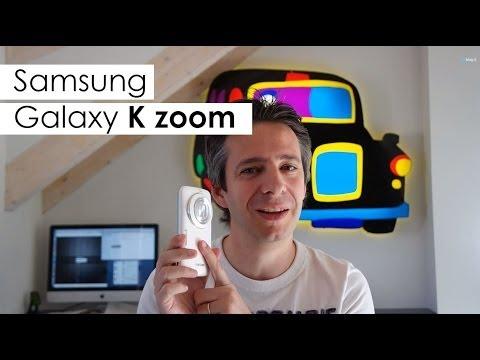 Samsung Galaxy K zoom la recensione di HDblog