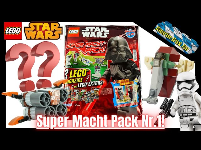 LEGO Star Wars Super Macht Pack | Review & Unboxing