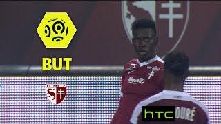 But Ismaila SARR (66') / FC Metz - SM Caen (2-2) -  / 2016-17