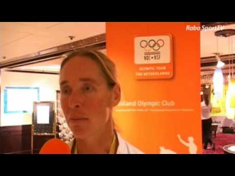 Beijing: Angelique Hoorn tevreden