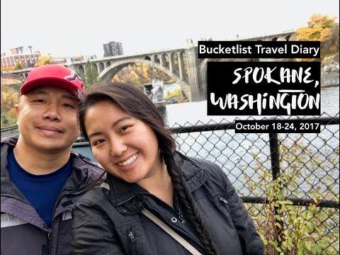 10182017: Bucketlist Travel Diary - Spokane, WA