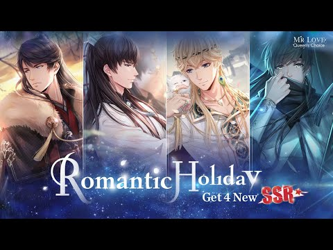 ✨romantic-holiday🌛4-new-ssr-in-mr-love:-queen's-choice