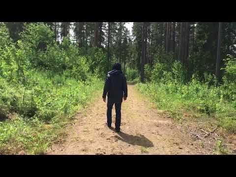 Walking & Singing Next To Bölessjön Lake, Sundsvall Sweden, Music Travel Blog-Chantmagick