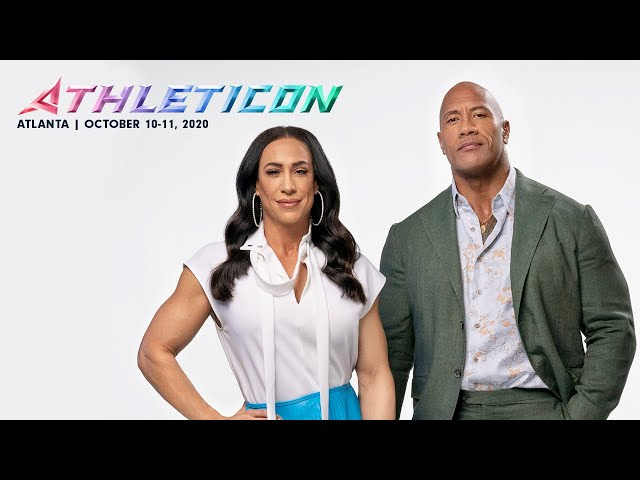 GET READY for Athleticon 2020!