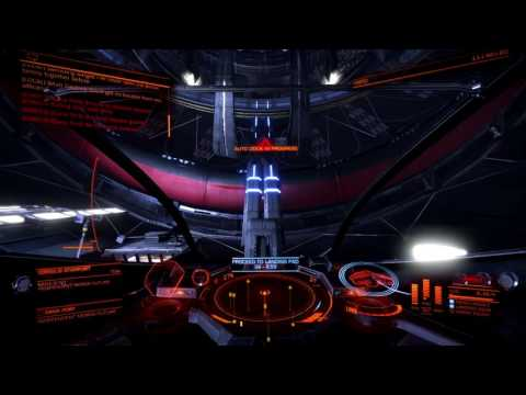 Elite: Dangerous - How To Find A Docking Computer