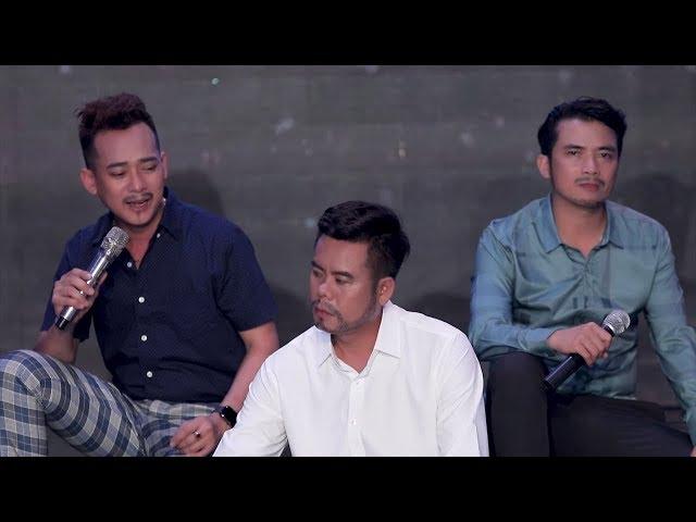 Nhật Ký 3 Thằng Bạn (St. Lâm Hùng) - Lê Sang ft. Đoàn Minh ft. Tony Tèo [MV HD]