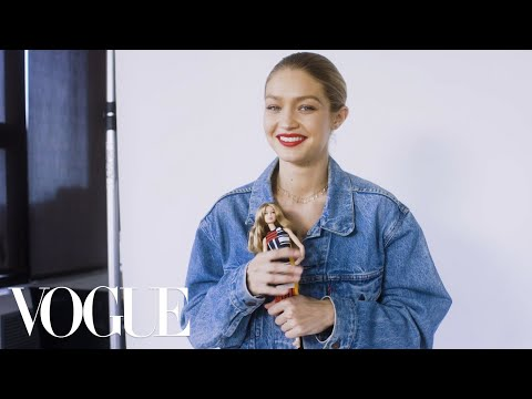 73 Questions With Gigi Hadid | Vogue