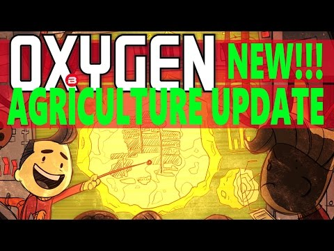 Oxygen Not Included: NEW AGRICULTURE UPDATE! Lets Play Oxygen Not Included Gameplay #1 Early Access