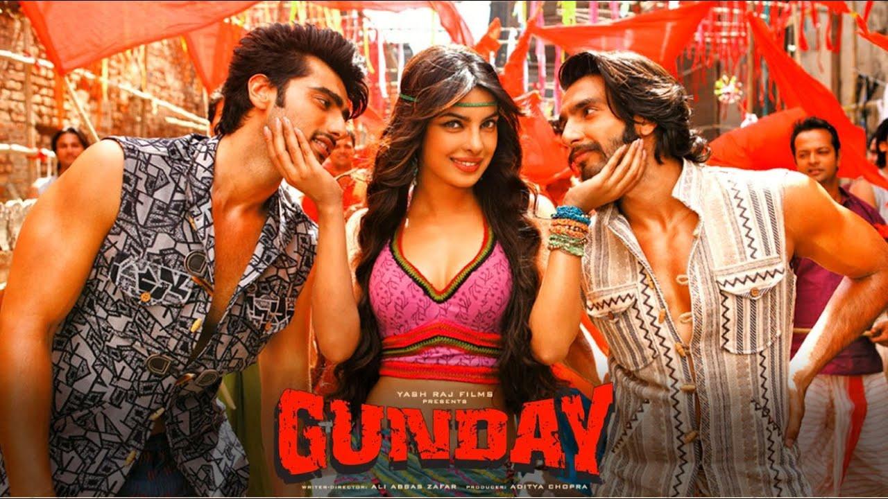 Download Gunday Full Movie facts   Ranveer Singh   Arjun Kapoor   Priyanka Chopra   Irrfan Khan