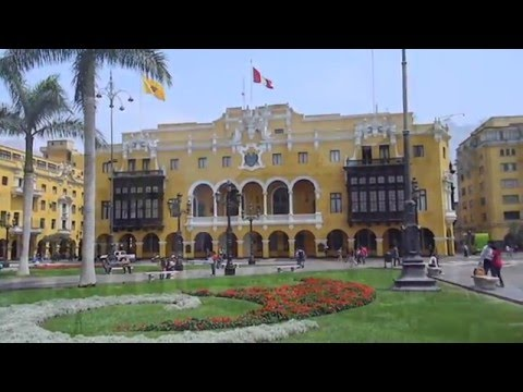 CASACL - A visit to Lima, Peru