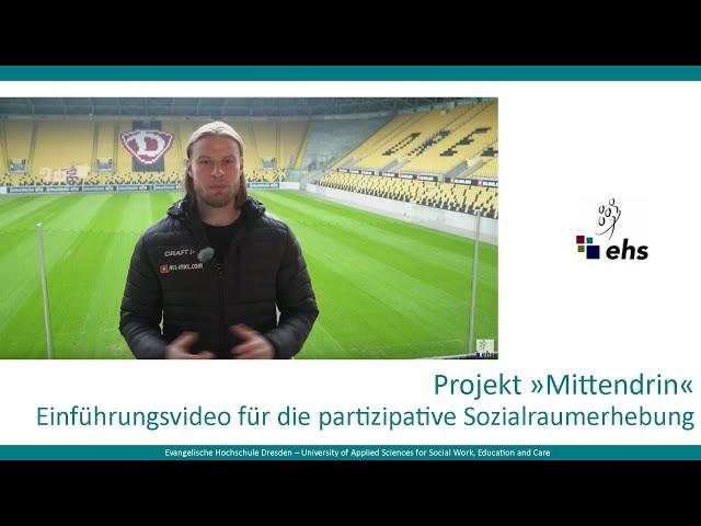 Projekt »Mittendrin« unterstützt Fußballfans!