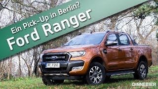 Ford Ranger Wildtrack - ist dieser Pick-Up zu groß für die Stadt?