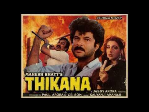 Suresh Wadkar_Aasmaan Chhat Ho Meri (Thikana; Kalyanji Anandji, Prakash Mehra; 1987)