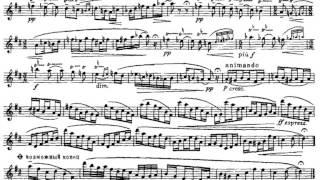 Britten, Six Metamorphoses after Ovid, op. 49 (1951) - VI. Arethusa