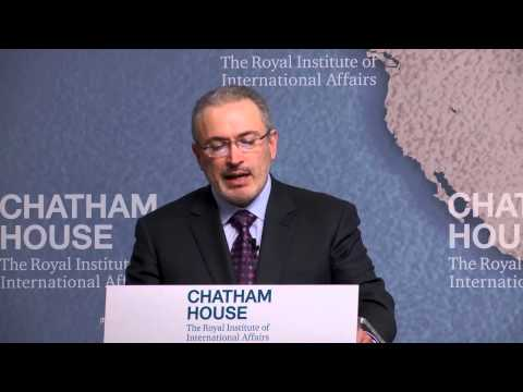 Russia Under Putin and Beyond: The Annual Russia Lecture