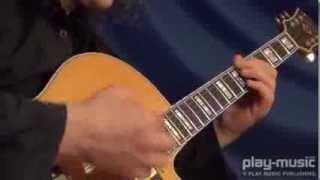 Rythmique de guitare blues & rhythm