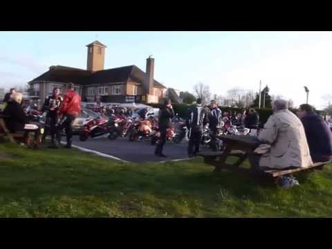 H Cafe Berinsfield Monday Evening Meetup for Bikers