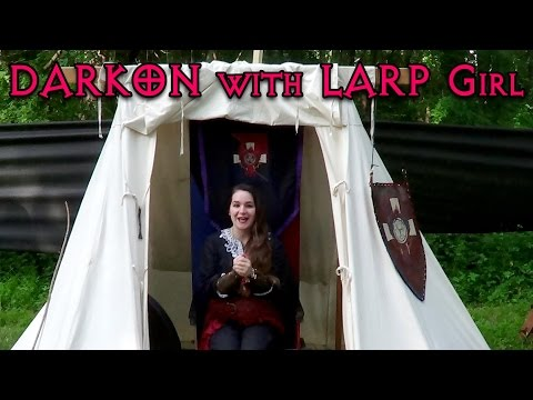 DARKON | LARP GIRL