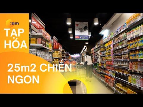 Mở cửa hàng tạp hoá 25m2 tư vấn mô hình kinh doanh nhỏ