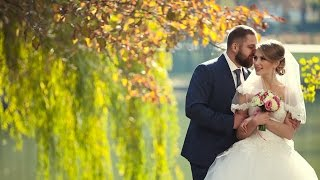 Karina+Maksim (Brovary, Ukraine)::: wedding сlip by Sergey Mazhara