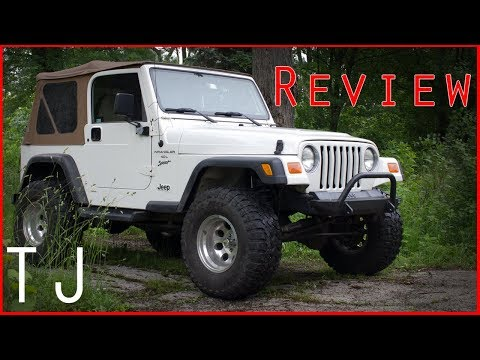 2001 Jeep Wrangler Sport Review