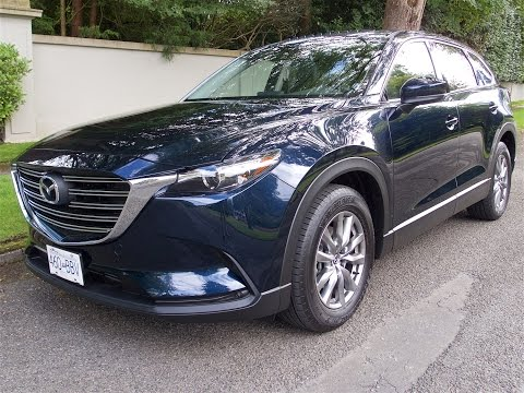 2017 Mazda CX 9 Review LOOK OUT HONDA PILOT AND TOYOTA HIGHLANDER